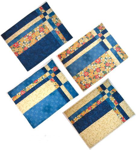 Take Four Placemats Pattern