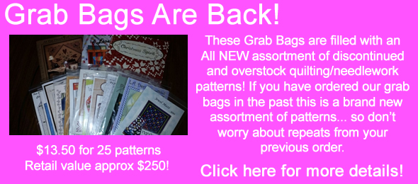 Grab Bags Are Back