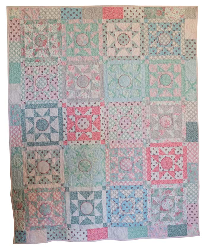 Quilt Patterns designed for the Accuquilt GO!