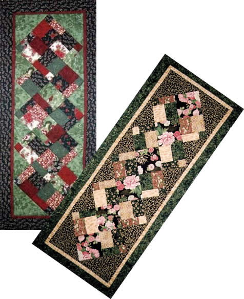 Free Quilt Patterns Table Runners Download : table runner: NEW 67 TABLE RUNNER FREE PATTERN EASY