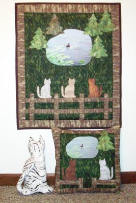 Curious Cats Quilt Pattern AV-104
