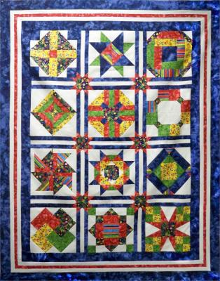 Introduction to Intermediate Quilting Pattern BS2-201