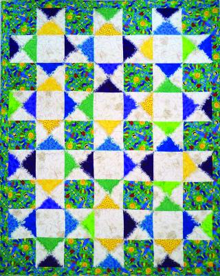 Rag Star Quilt Pattern BS2-237