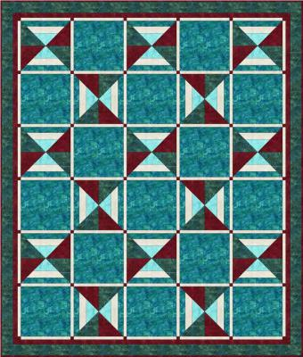 Transitions Quilt Pattern BS2-303