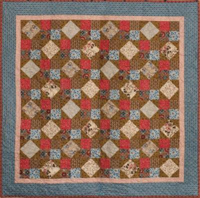 Hidden Star Quilt Pattern CMQ-122