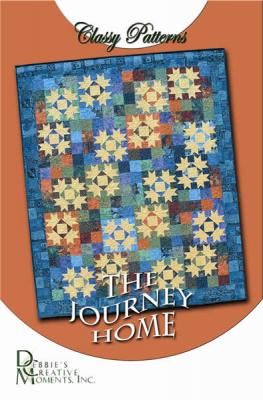 The Journey Home - Classy Quilt Pattern DCM-019