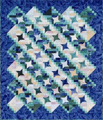 Quilter's Trails Quilt Pattern DCM-501
