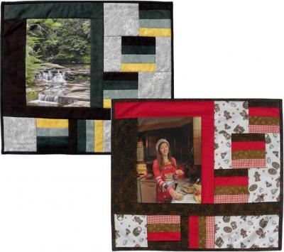 Sagittarius Photo Quilt Art Pattern NDD-120