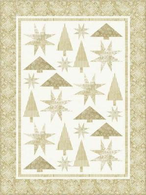 Festive Frostings Quilt Pattern PC-133