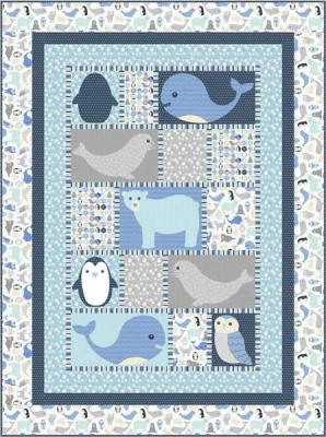 Polar Opposites Quilt Pattern PC-139