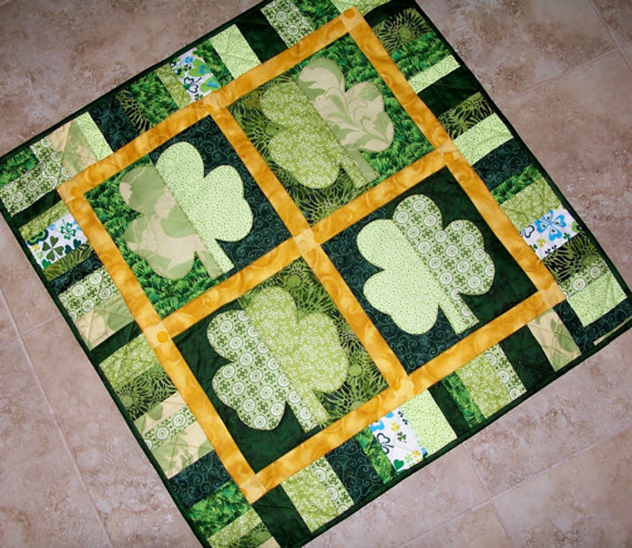 St. Patrick\'s Day Quilt Patterns