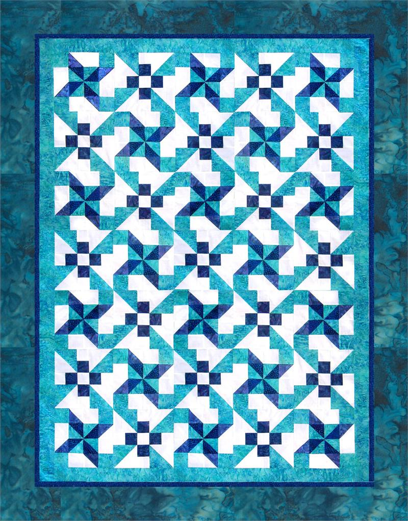Quilt Pattern For Pinwheels : Pinwheel Quilt Pattern Car Interior Design