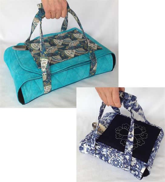 Wrap Go Casserole Carrier Pattern Sew 101