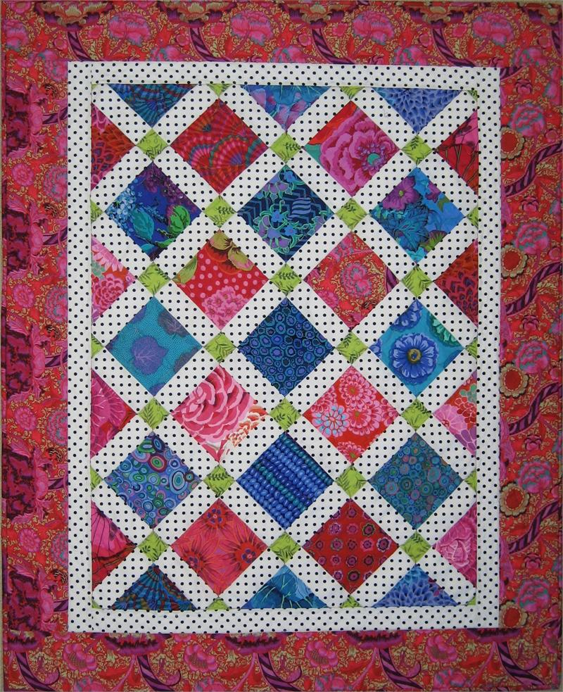 Got Squares Quilt Pattern Straight To The Point Series Sm 109