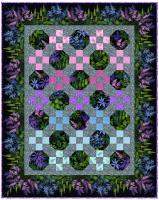 Moonlight Windows Quilt Pattern AA-15