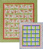 Woven Windows Quilt Pattern AA-22