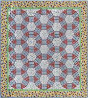 The Ring Quilt Pattern AA-25