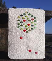 Hexie Tree Quilt Pattern AC-NC001ENe