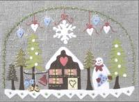 Hiver 2012 (Winter 2012) Embroidery Pattern ADI-106