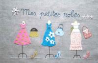 Mes Petites Robes (My Little Dresses) Pattern ADI-129