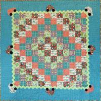 World Traveler Quilt Pattern AEQ-19