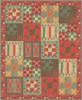 Ho Down Quilt Pattern AEQ-43