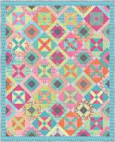 Multiplicity Quilt Pattern AEQ-49a
