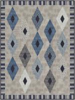 Crystalized Quilt Pattern AEQ-52