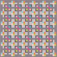 Bandbox Quilt Pattern AEQ-54