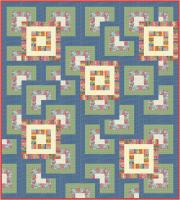 Moving Boxes Quilt Pattern AEQ-65