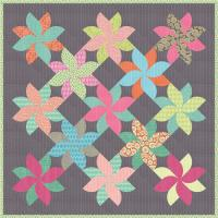 Dazzled Quilt Pattern AEQ-66
