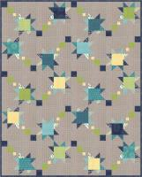 Shooting Stars Quilt Pattern AEQ-68