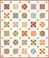 Floating Boxes Quilt Pattern AEQ-71