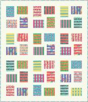 Raised Beds Quilt Pattern AEQ-74