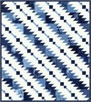 Rhythm & Blues Quilt Pattern AEQ-77