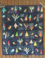 Enchanted Forest Quilt Pattern AEQ-81