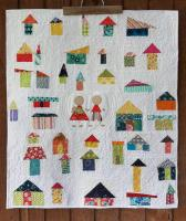It Takes a Village Quilt Pattern AEQ-83