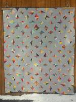 Uncut Diamonds Quilt Pattern AEQ-85
