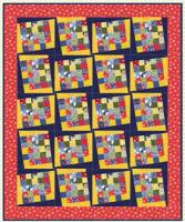 North Star Quilt Pattern AEQ-89