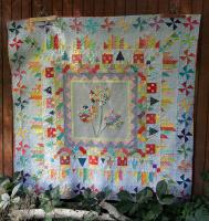 Mountain Home Quilt Pattern AEQ-92