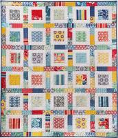 Salt Air Charm Quilt Pattern AQ-109