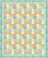 Sands of Time Quilt Pattern AV-127