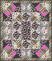 Fun in Rio Quilt Pattern AV-133