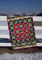 Down on the Farm Quilt Pattern AV-148