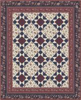 Americana Beauty Quilt Pattern AV-154