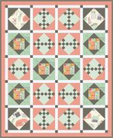 Radio Frequency Quilt Pattern AV-173
