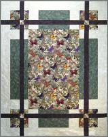 The Craftsman Quilt Pattern AW-012