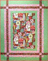 Right Angles Quilt Pattern AW-014