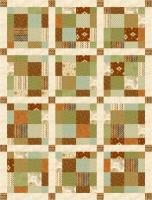 Scotch Blocks Quilt Pattern AW-05