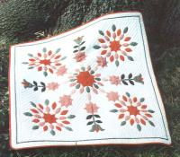 A Petite Heirloom Quilt Pattern BAD-033
